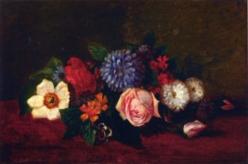 Mixed Bouquet | Charles Ethan Porter | oil painting