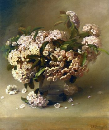 Mountain Laurel | Charles Ethan Porter | oil painting