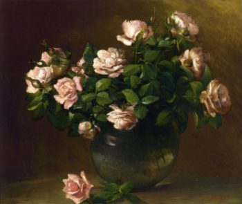 Roses | Charles Ethan Porter | oil painting
