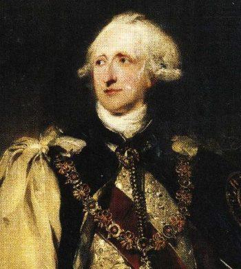 Francis Osborne 5th Duke of Leeds Detail | Sir Thomas Lawrence | oil painting