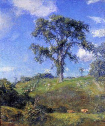 Blithe June | Charles Harold Davis | oil painting
