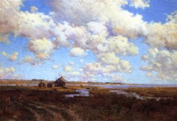 Clearing after a Storm   Charles Harold Davis   oil painting