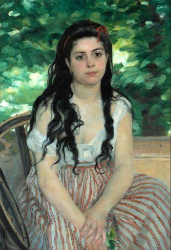 Summer | Auguste Renoir | oil painting