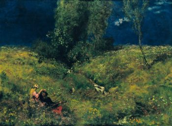 Summer | Hans Thoma | oil painting