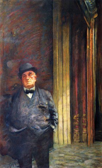 Lucien Guitry | Edouard Vuillard | oil painting