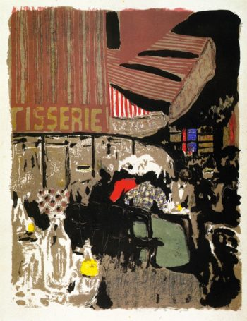 The Pastry Ship | Edouard Vuillard | oil painting