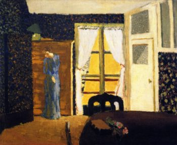 The Window | Edouard Vuillard | oil painting