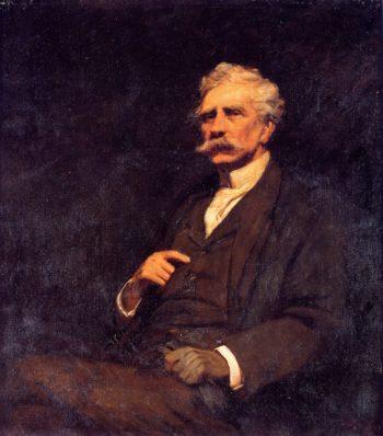 J A Panton Esq M P | Frederick McCubbin | oil painting