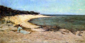 Summer Sea | Frederick McCubbin | oil painting