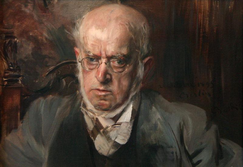 Adolf Friedrich Erdmann von Menzel   Giovanni Boldini   oil painting