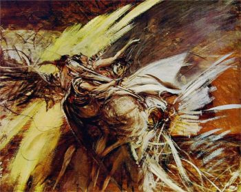 Angels | Giovanni Boldini | oil painting