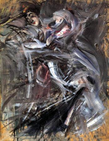 Female Figure   Giovanni Boldini   oil painting