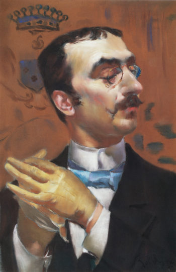 French Painter Henri de Toulouse Lautrec   Giovanni Boldini   oil painting