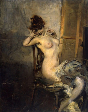 From Robilant and Voena   Giovanni Boldini   oil painting