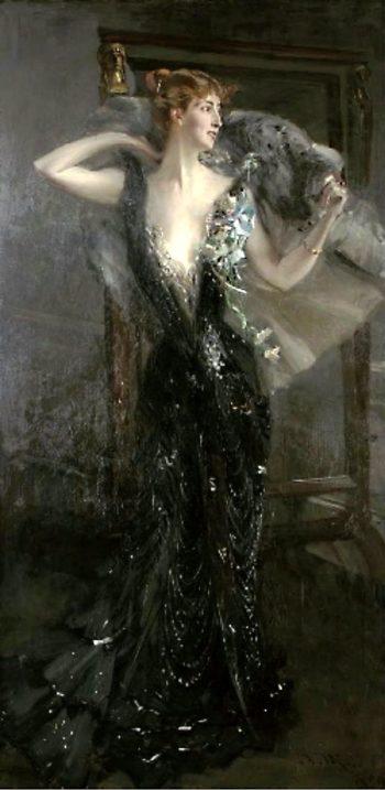 La Contessa Speranza | Giovanni Boldini | oil painting