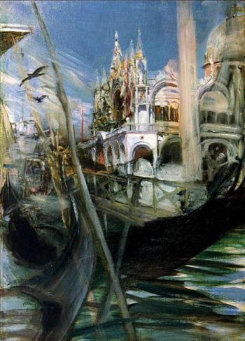 Venice | Giovanni Boldini | oil painting