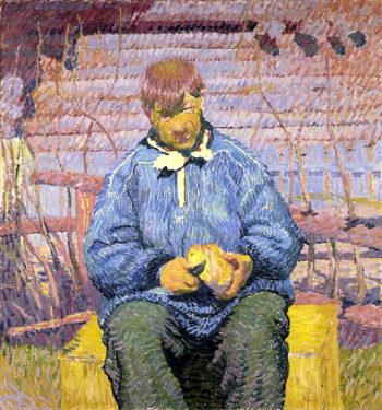 Bread | Giovanni Giacometti | oil painting