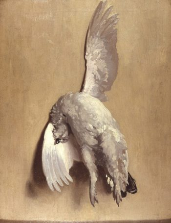 A Dead Ptarmigan | Sir William Orpen | oil painting