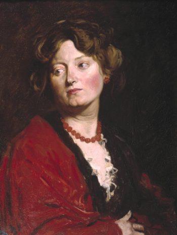 Anita | Sir William Orpen | oil painting