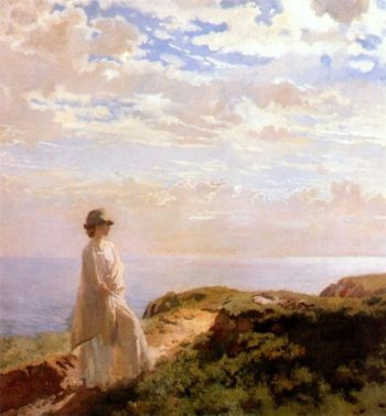 A Summer Afternoon | Sir William Orpen | oil painting