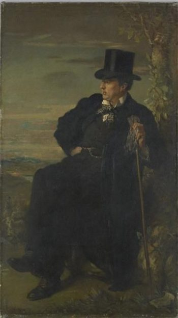 George C Beresford | Sir William Orpen | oil painting