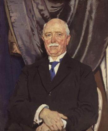 William Ferguson Massey | Sir William Orpen | oil painting