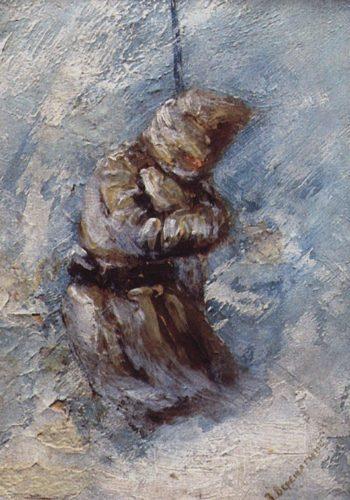 At Shipka all is quiet 1878 1879 | Vasily Vereshchagin | oil painting