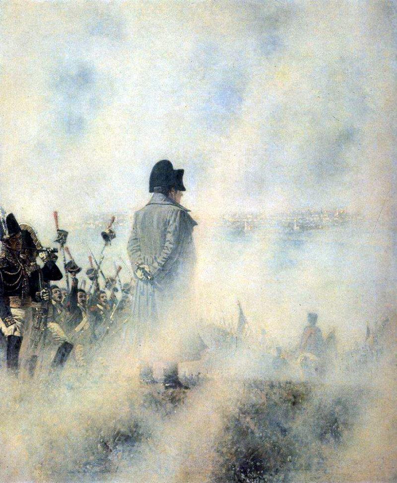 before Moscow in anticipation of the deputation boyars 1891 1892 | Vasily Vereshchagin | oil painting