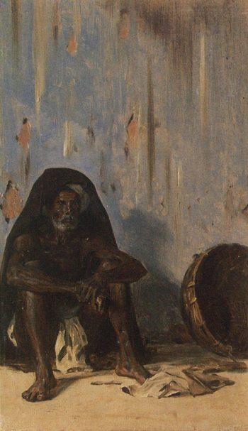 Cooley Porter 1875 | Vasily Vereshchagin | oil painting