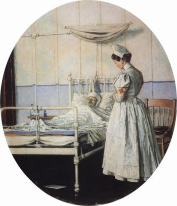 Letter left unfinished 1901 | Vasily Vereshchagin | oil painting