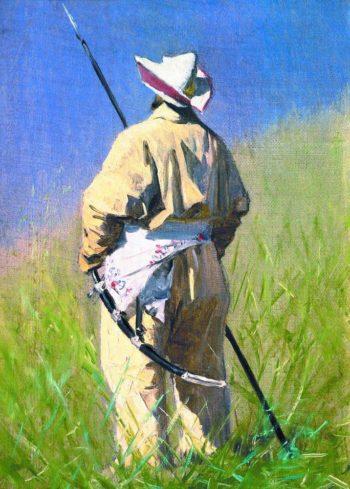 silk 1869 1870 | Vasily Vereshchagin | oil painting
