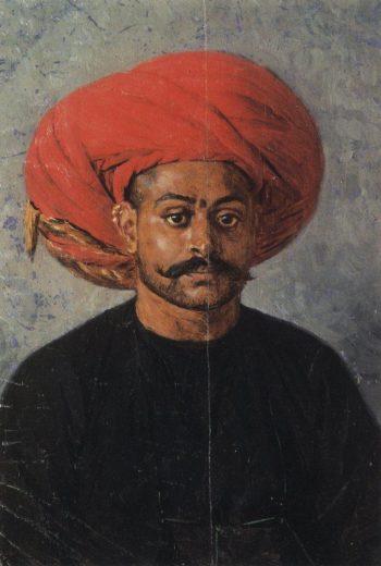Sovar government messenger 1874 1876 | Vasily Vereshchagin | oil painting