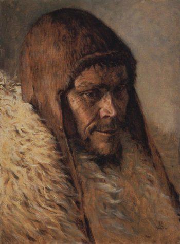 Zyryanin 1893 1894   Vasily Vereshchagin   oil painting