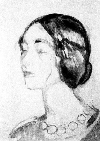 Birgitte Prestoe | Edvard Munch | oil painting