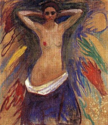 The Hands | Edvard Munch | oil painting