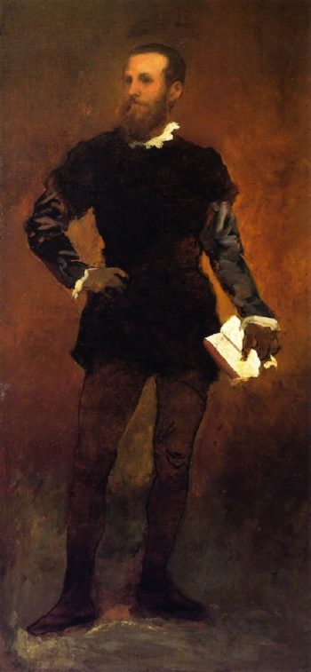 Felix Regamy | William Morris Hunt | oil painting