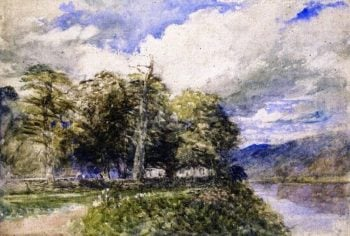 Bettws y Coed | David Cox | oil painting