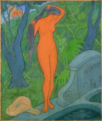Suzanne et les vieillards | Paul Ranson | oil painting