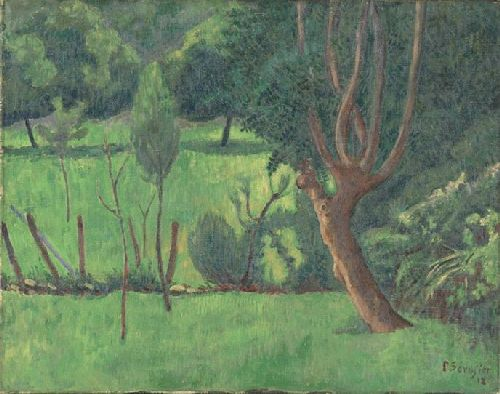 Landscape | Paul Serusier | oil painting