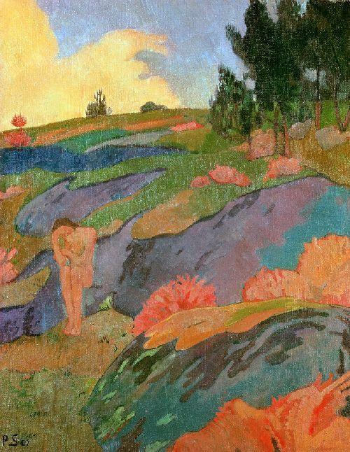 Melancholy | Paul Serusier | oil painting