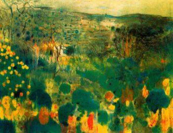 Paisatge del camp de Tarragona | Joaquin Mir Trinxet | oil painting