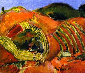 Landscape | Alfred Henry Maurer | oil painting