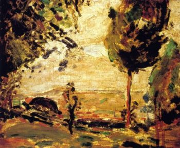Untitled | Alfred Henry Maurer | oil painting
