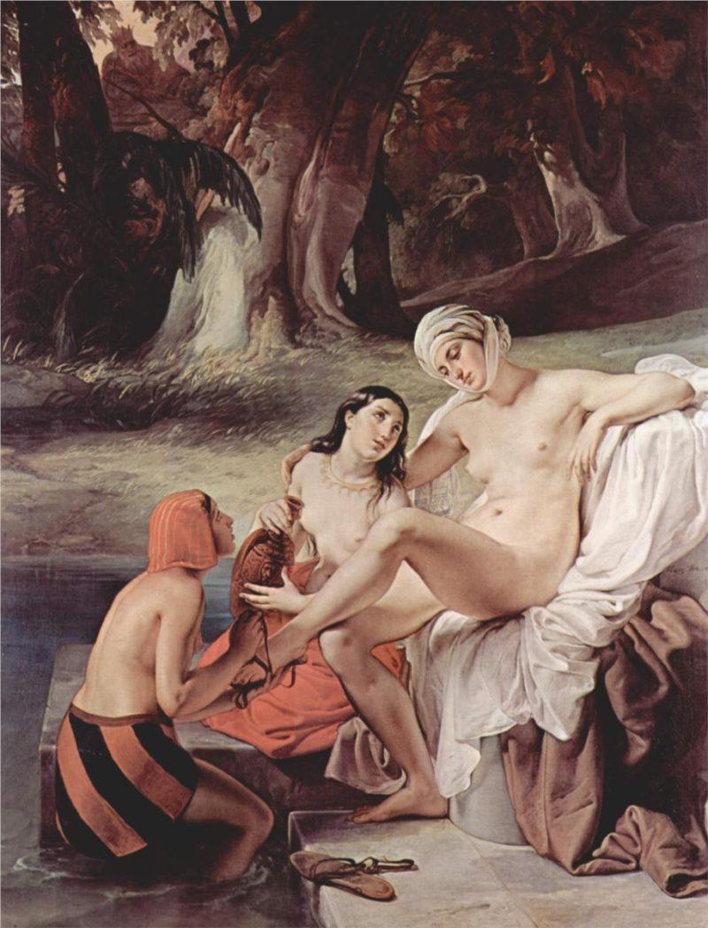 The Violation Of Bathsheba