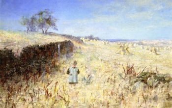 Far a Field | Jane Sutherland | oil painting