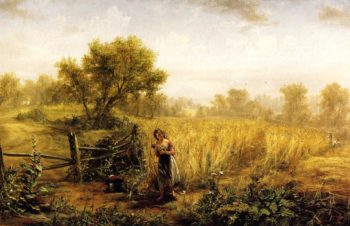 Pastoral | Jerome Thompson | oil painting