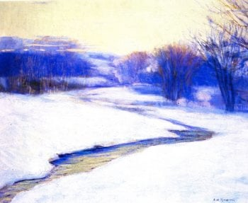 Untitled | Edward Willis Redfield | oil painting