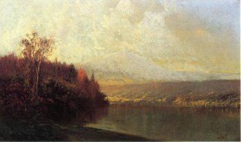 Stockbridge Massachusets | John Williamson | oil painting