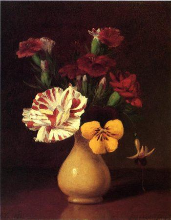 Vase of Flowers | John Williamson | oil painting