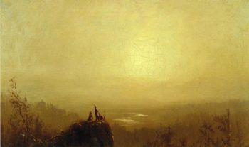 View of Rappahannock Valley | John Williamson | oil painting